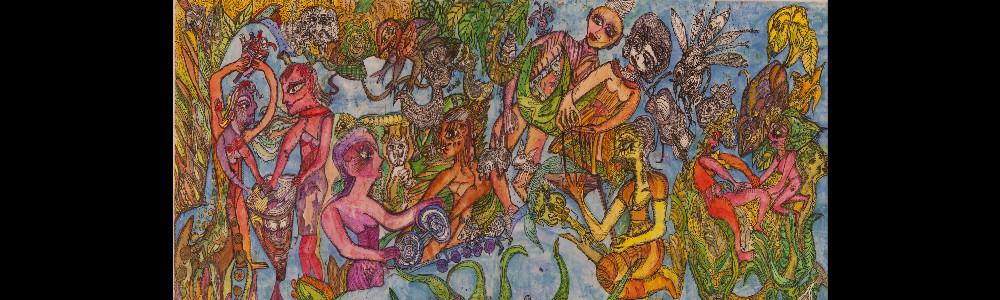 JORGE CAMACHO <br> Trappes , soupiraux, chatières.